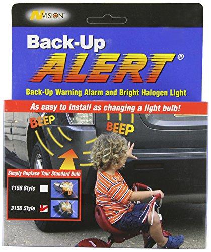 Backup Monitors & Alarms Hopkins Manufacturing 20101VA-CL-EN