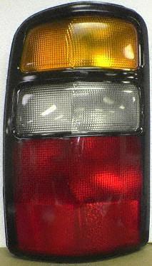 Tail Light Assemblies Parts Train C730112-chev-taho