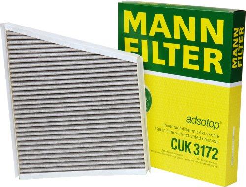 Passenger Compartment Air Filters Mann Filter CUK3172