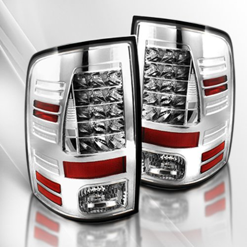 Tail Lights Darkside LT-LED-DRAM09-C-YDX