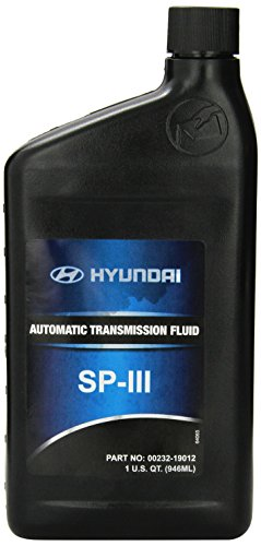 Transmission Fluids Hyundai 00232-19012