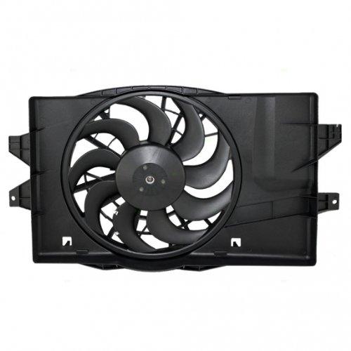 Radiator Fan eGreen Auto Parts 334-55002-000, 620130