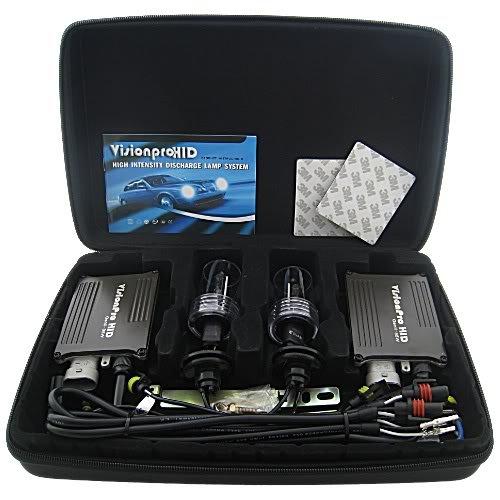 Headlight & Tail Light Conversion Kits Ultrabrightlights 6KH4VPBX:2008:Ford:Fiesta:HB2:BX