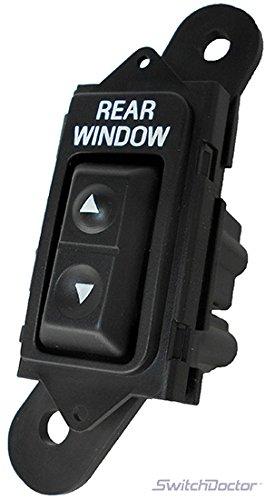 Bronco Window Power Switch 1992 1996 F2TZ-14529-A photo